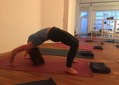Frauen Yoga Berlin